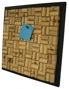 TerraCycle Wine Corkboard
