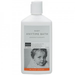 Aromatherapy Baby Body Wash
