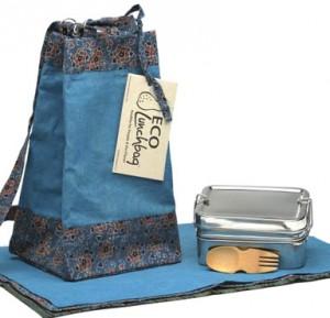 It's a bag, it's a lunchbox, it's an ECOLunchbag!