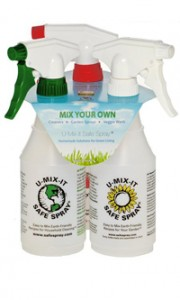 Homemade Household Cleaners by Safe Spray