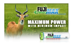 Fuji EnviroMAX Batteries – A New Evolution of Batteries