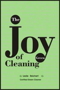 The 'JOY' of Green Cleaning?