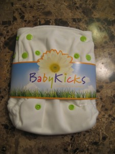 Get a Kick Out of BabyKicks NEW Bumboo Pocket Diaper