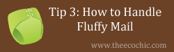 Cloth Diaper Tip - What is Fluffy Mail