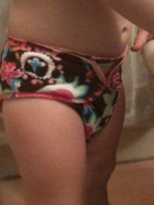 Cloth Diaper Review – Nifty Nappy Fitted