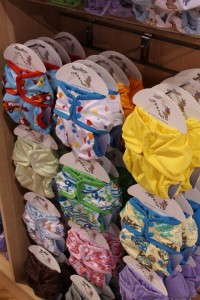 Cloth Diapers – NEW @ Rumparooz for 2010-11