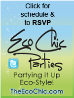 Upcoming Events with Eco Chic Parties