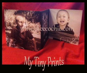 Tiny Prints & Christmas Cards