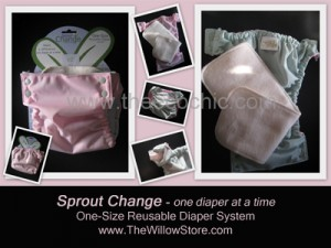 Sprout Change by The Willow Store – Cloth Diapers Review