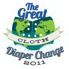 Great Cloth Diaper Change
