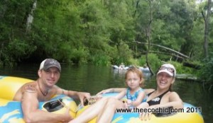 Weekend Getaways Florida – Ichetucknee Springs