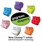 Go Green Diapers