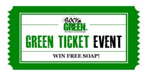 Do you have your #GreenTicket yet?