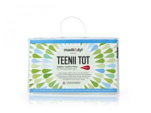 Featured Product – madii & dyl Teenii Tot Latex Pillow