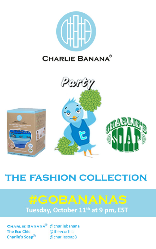 Charlie Banana Twitter Party