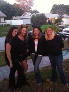 Halloween Gals