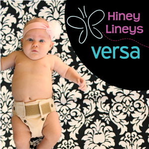 Hiney Lineys Versa Cloth Diapering System