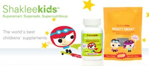 Shaklee Kids Vitamins & Supplements Review