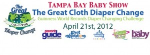 Great Cloth Diaper Change Tampa Bay