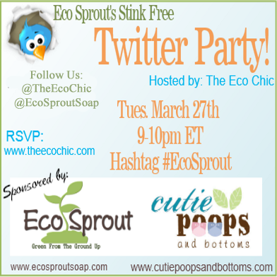 Eco Sprout Twitter Party