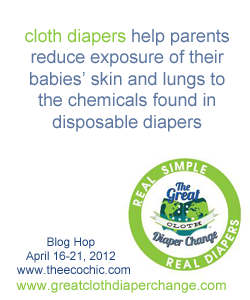 Tips for Using Cloth Diapers at Day Care