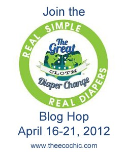 Real Diaper Week Blog Hop