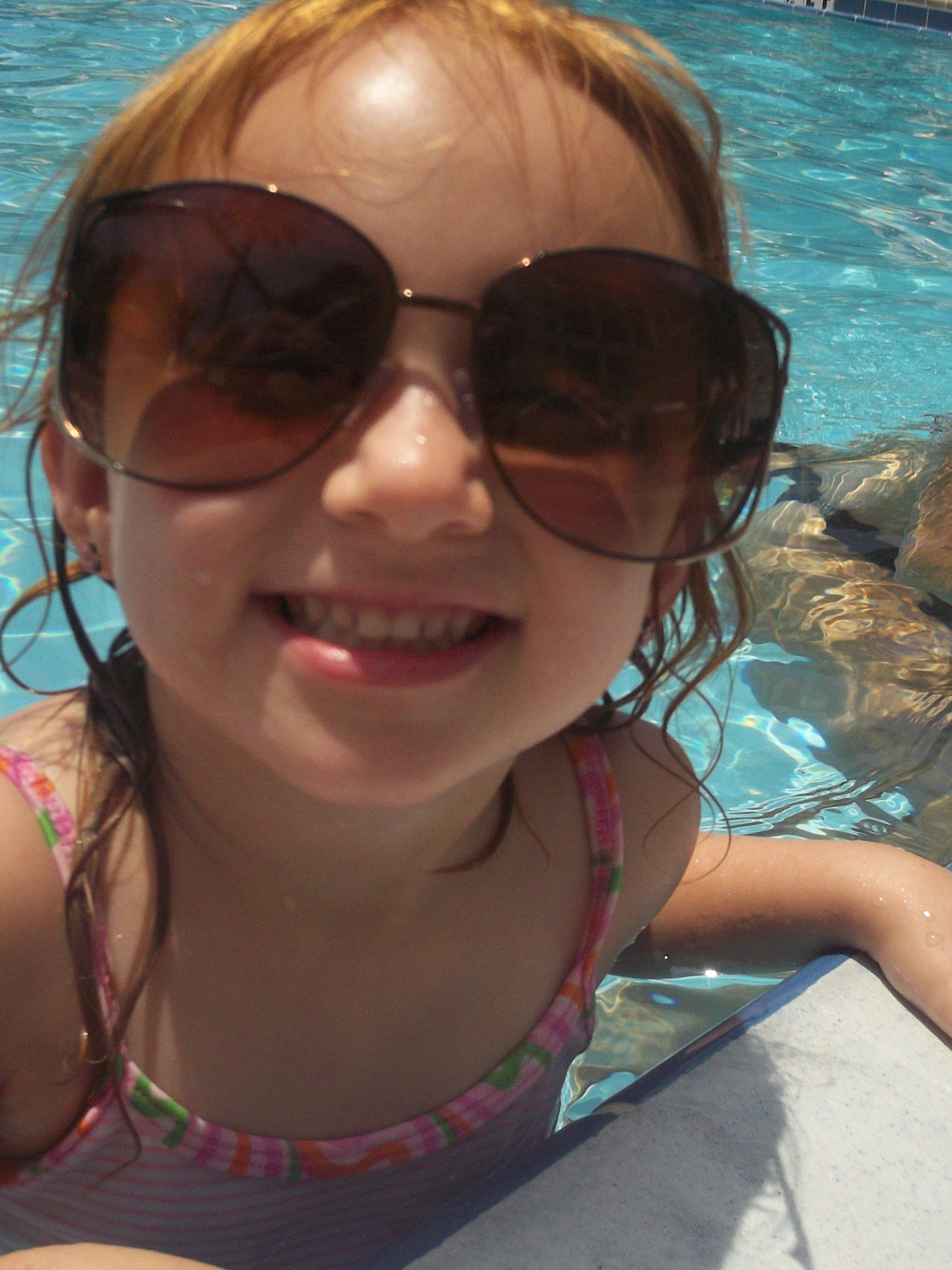 Poolside Photography