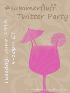 #SummerFluff Twitter Party – 6/19