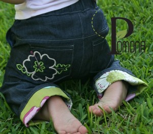 Project Pomona Pants Designed for Real Babies & Cloth Diapers
