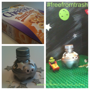 Cereal Box Crafts #freefromtrash