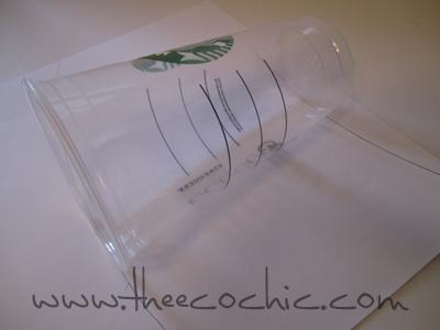 Coffee Cup Desk Organizer #freefromtrash