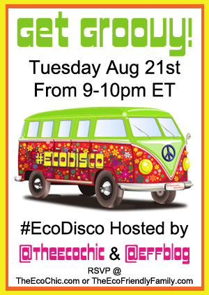 Eco Disco Twitter Party