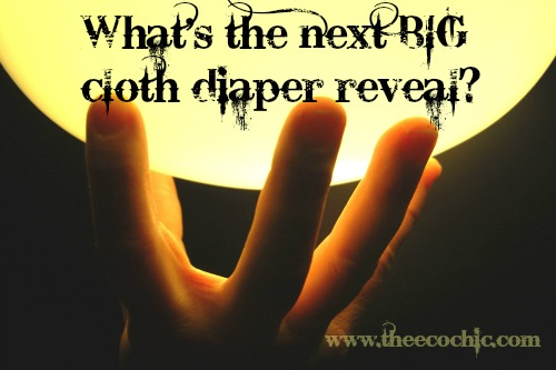 Cloth diaper news