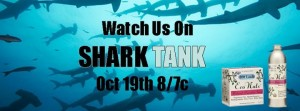 Eco Nuts enter the Shark Tank