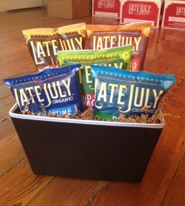 Late July Organic Snack Giveaway
