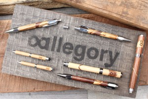 Allegory Pen and the Precision Collection Kickstarter Project