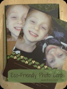 Eco-Friendly Photo Cards
