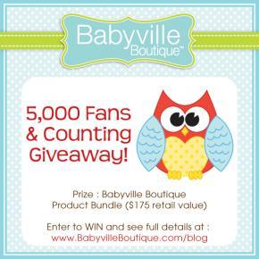 Babyville Giveaway