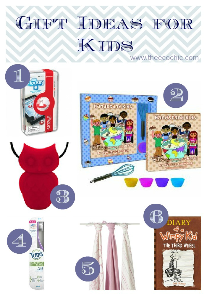 Last Minute Gift Ides for Kids
