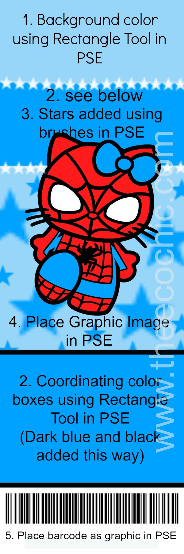 Spidey Kitty Tutorial