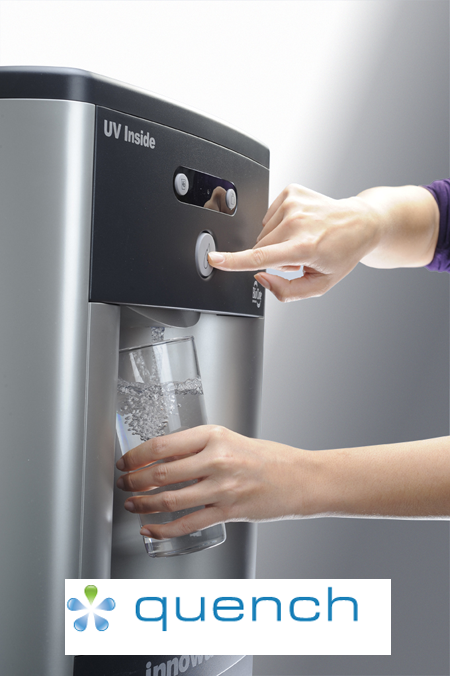 Quench Water Cooler