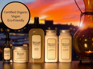 Moroccan Organics with Argan Oil