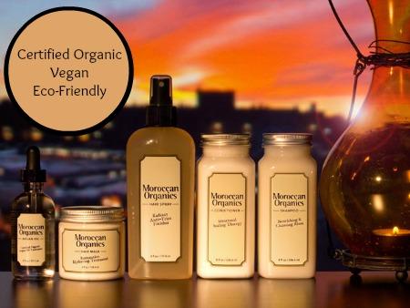 Moroccan Organics Argan Oil