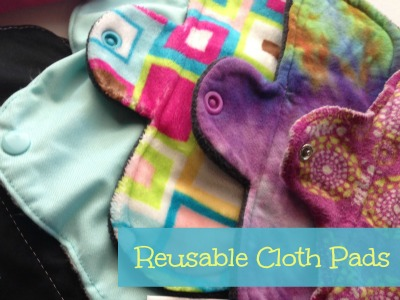 Reusable Cloth Pads @theecochic