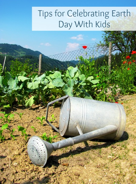 Tips for Celebrating Earth Day With Kids @TheEcoChic