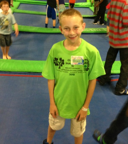 Airheads Trampoline Arena Birthday Party Fun