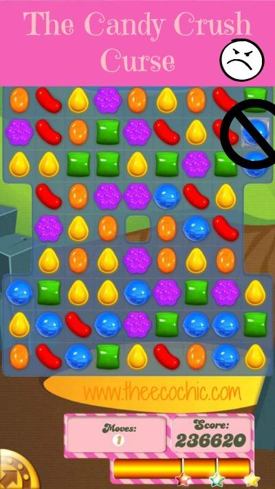 Candy Crush Curse