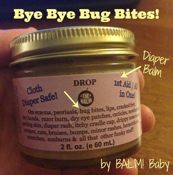 Bye Bye Bug Bites