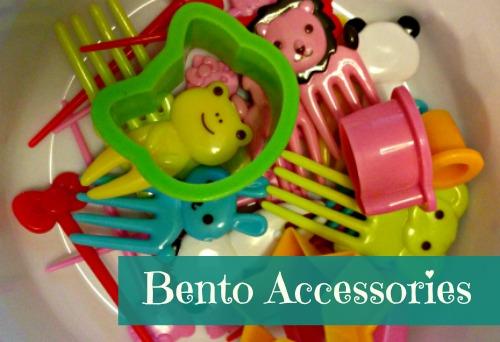 Bento Accessories @TheEcoChIc