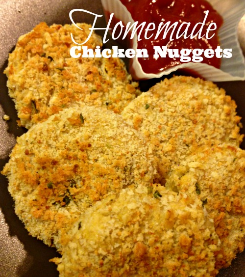 Nuggets Blog: Homemade Chicken Nuggets By Weelicious Lunches (Review
